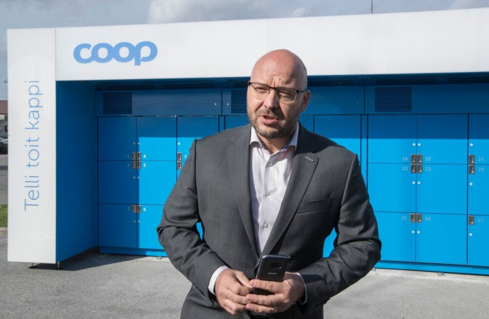 Coop Keskühistu juhil Jaanus Vihandil on põhjust rõõmustada, ettevõte on jõudnud eestlaste kümne lemmikbrändi hulka.