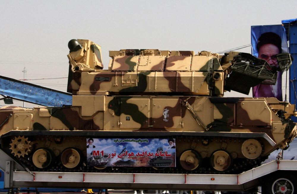 Iraan tunnistas, et tulistas Ukraina lennuki alla kahe Vene päritolu raketiga Tor-M1