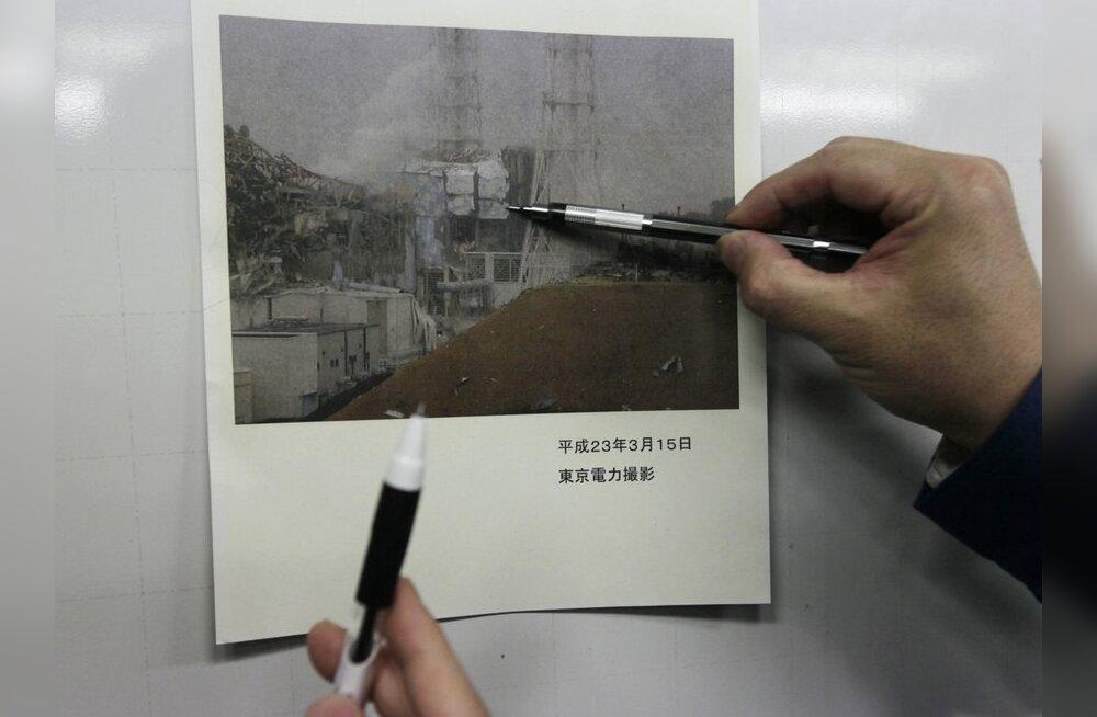 Китай просит Токио разъяснить ситуацию с аварийной АЭС