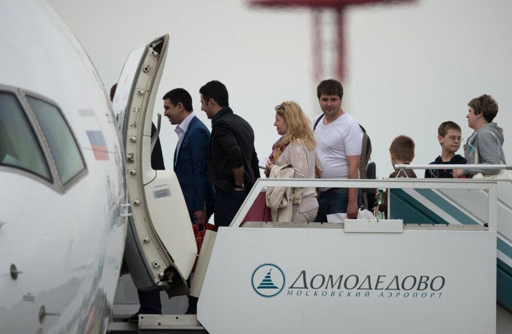 """В российском аэропорту """"Домодедово"""" заработали """"алкорамки"""" для проверки сотрудников"""