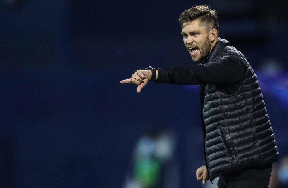 Jürgen Henn on FC Florat edukalt tüürinud ja saaks paljude hinnangul hästi hakkama ka A-koondise peatreenerina.