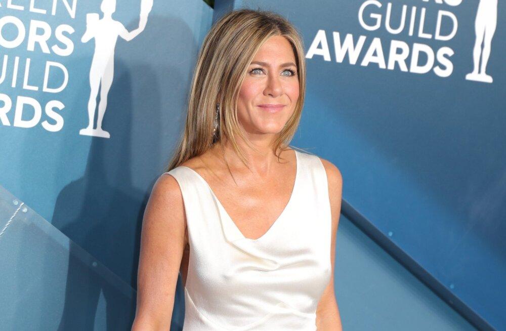 Jennifer Anistoni salapärane tätoveering on väga mitmetähenduslik: see number on tema jaoks eriline