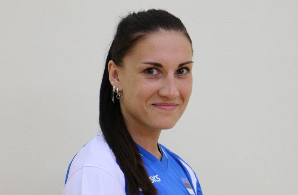 Aasta naisvõrkpalluri kandidaadid