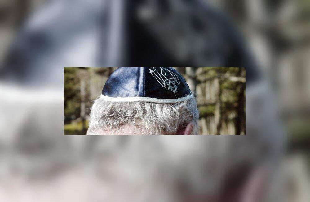 Pärnus avati mälestusmärk hukatud juudi lastele