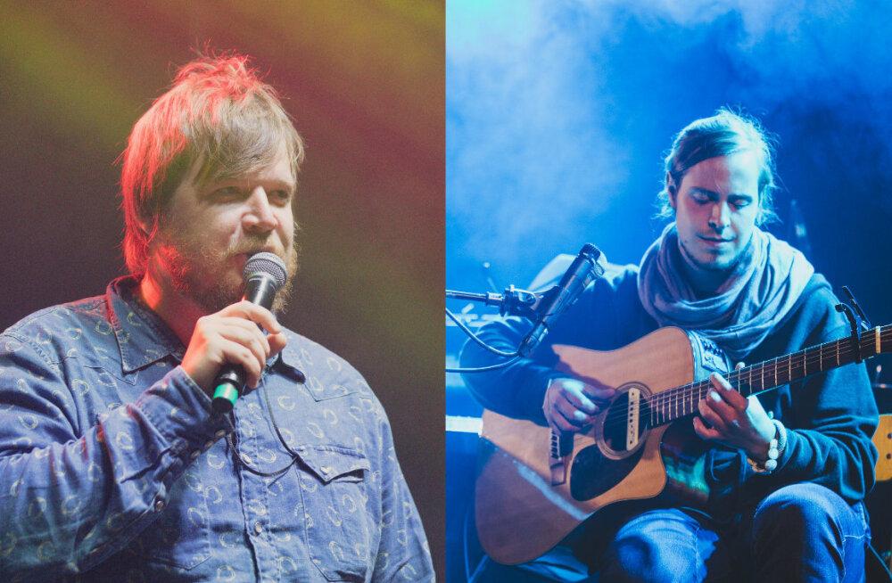 Maagiline muusikaõhtu: Mick Pedaja ja Jarek Kasar annavad Punases Majas ühise kontserdi