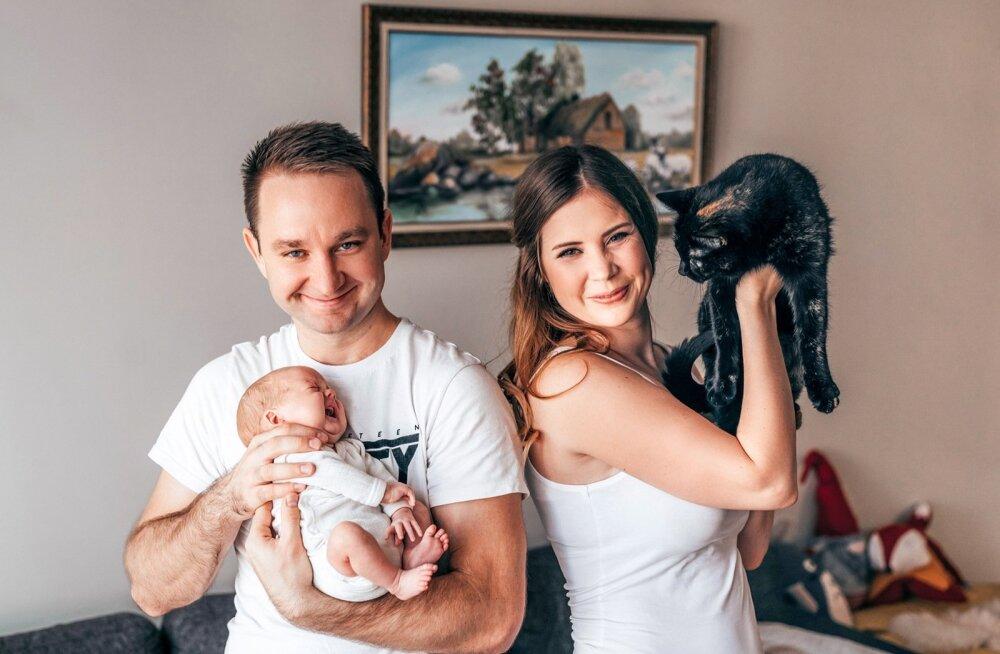 Essi ütleb, et enneaegse beebi sünd oli tema ja Hardi suhtele korralik proovikivi. Nüüd võib ta julgelt öelda, et sel ajal mõistiski kindlalt – see ongi armastus!