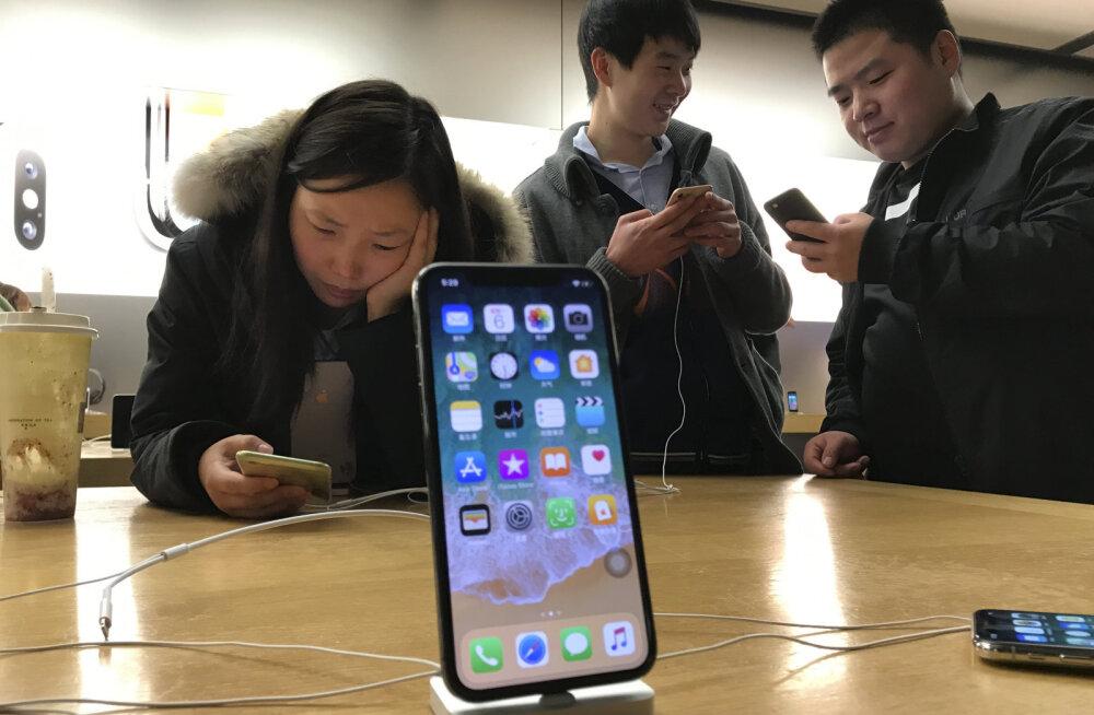 Vaade seestpoolt: Apple'i sõda iPhone'i petuskeemidega Hiinas, 2. osa