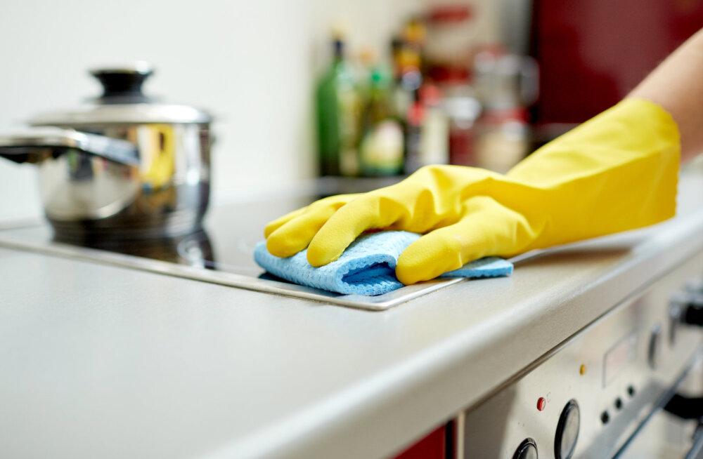 Need on üllatavad kohad sinu kodus, mis võivad kubiseda viirustest ja bakteritest