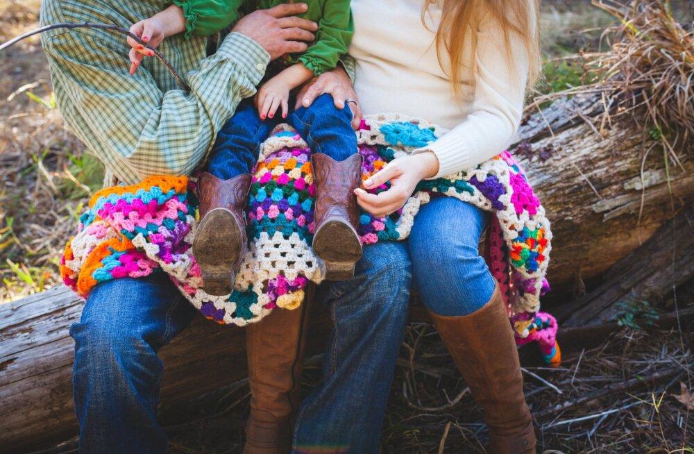 See, et sul on lapsed, ei tähenda, et midagi oleks teisiti! Kümme mantrat õnnelikumatele lapsevanematele