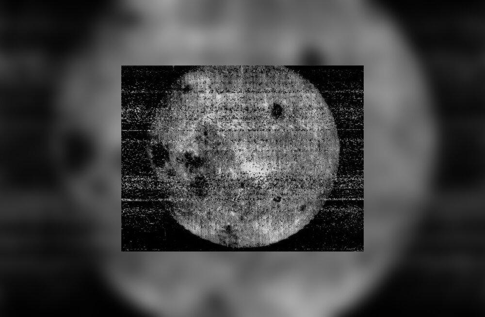 Päev, mil Luna 3 heitis esimese pilgu Kuu varjatud küljele