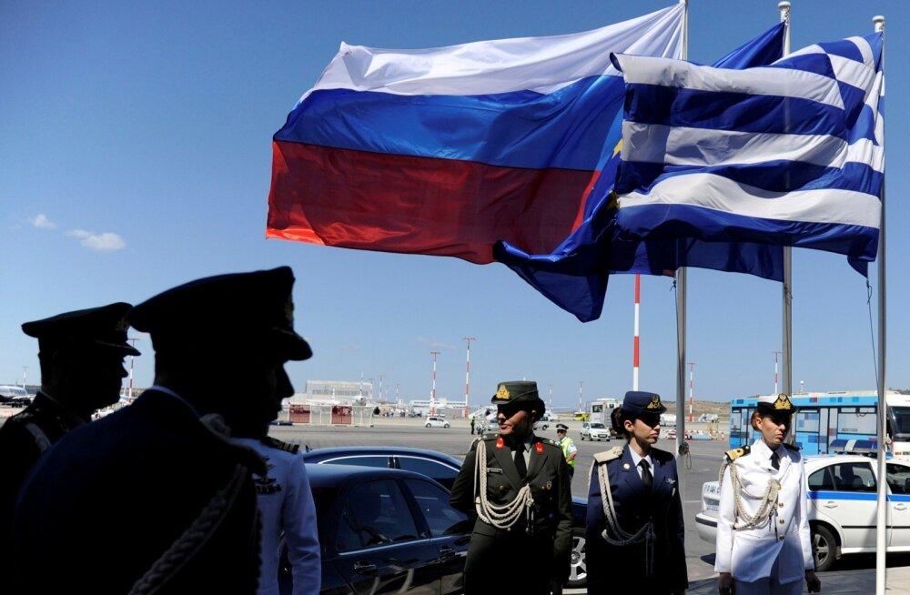 Kreeka Venemaa