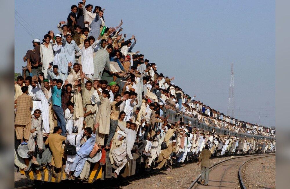 Teadlane: Maa rahvaarv suureneb tänavu seitsme miljardini