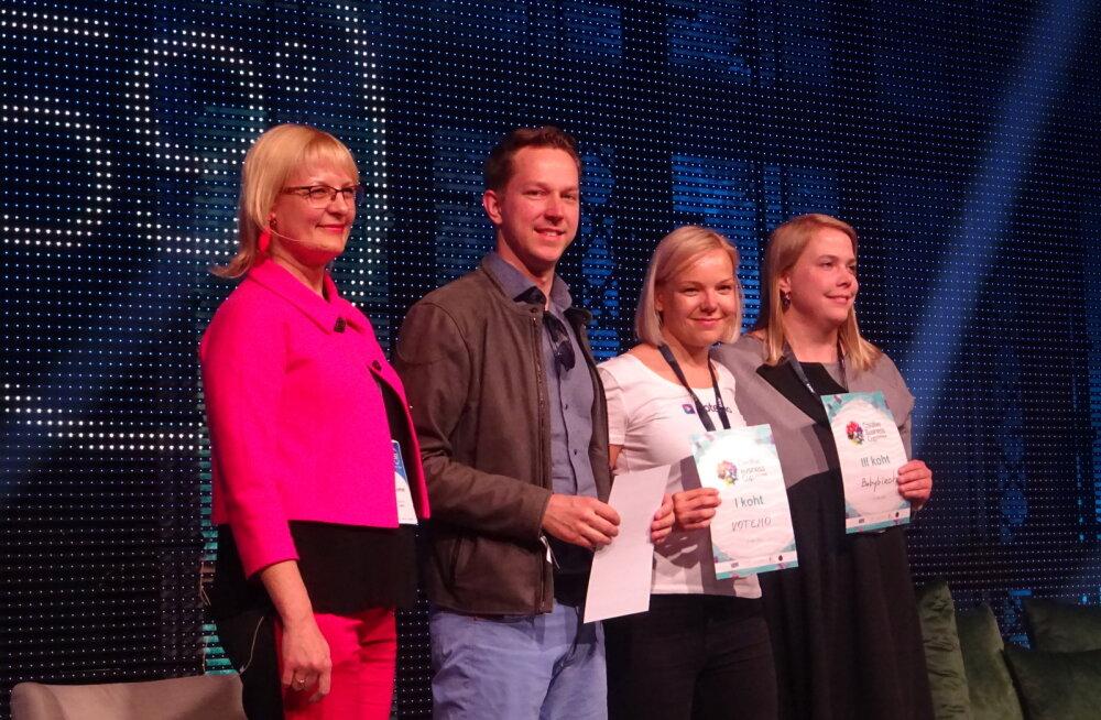 Eestit esindab loomeettevõtete maailmameistrivõistlusel Votemo