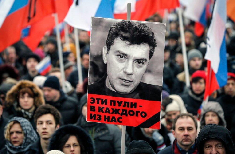 Boriss Nemtsovi mõrva organiseerimises esitati süüdistus Ruslan Muhhudinovile