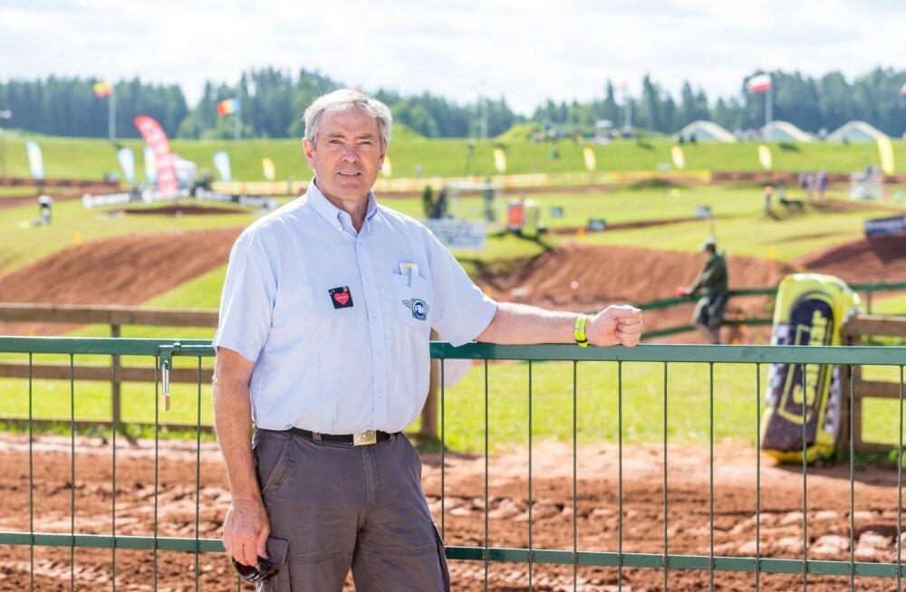FIM-i motokrossi alajuht Tony Skillington peab Lange keskust maailmatasemel krossirajaks.