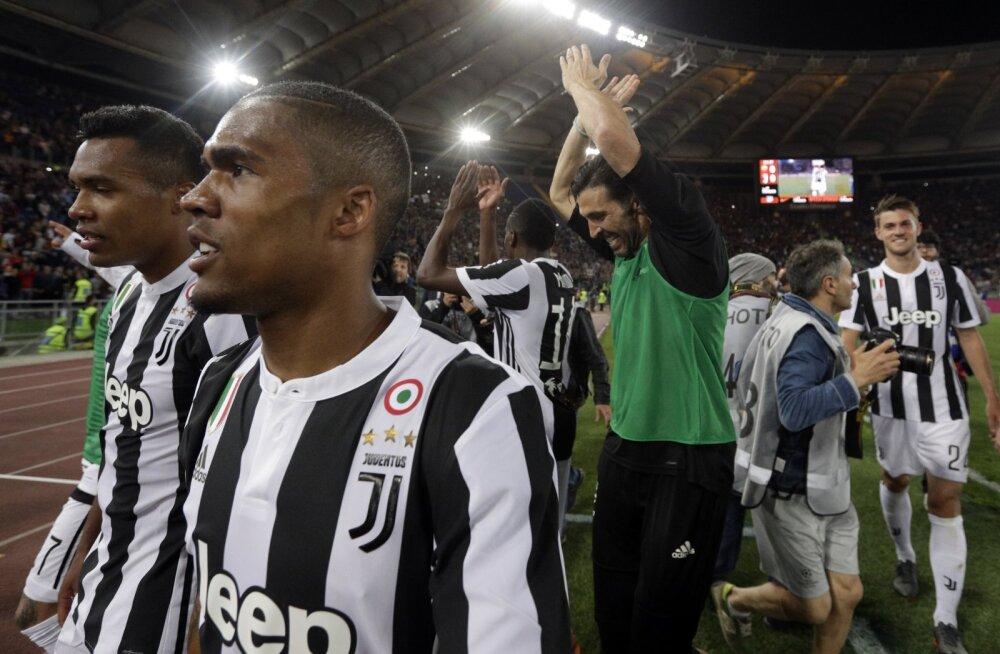 Torino Juventus ostis 40 miljoni euroga Brasiilia koondislase