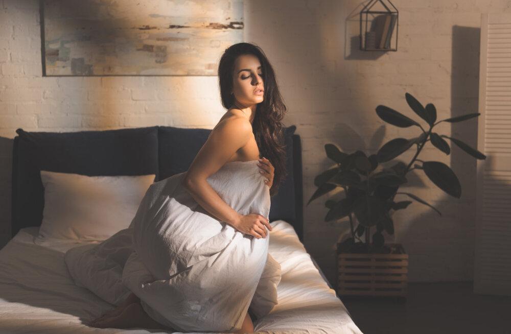 Naine, ära seksi ilma sisemise valmisolekuta, lihtsalt harjumusest, kohusetundest või soovist säilitada kodurahu!