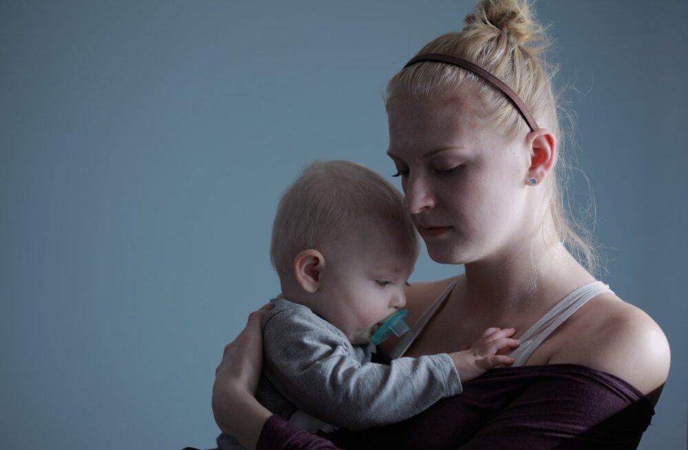 ÄKILISE VIHA KÜÜSIS | Noor ema: mina olengi see naine, kes oma laste peale karjub!