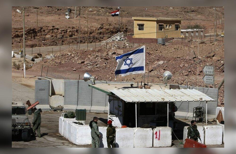 Nyman-Metcalf: Süüria ja Iisraeli vahel pigem suureks sõjaks ei lähe