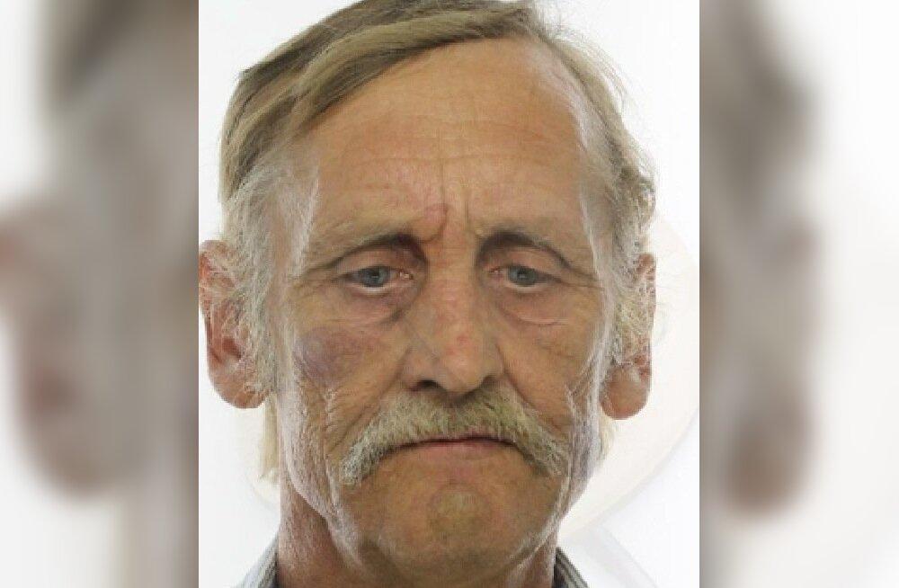 Politsei otsib Dirhamis kadunud 61-aastast Rainerit