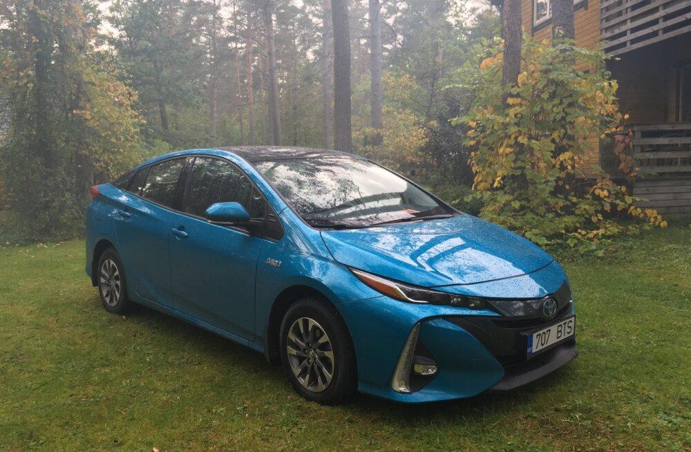 Toyotalt üüratu samm sõidukite üleilmse elektrifitseerimise heaks