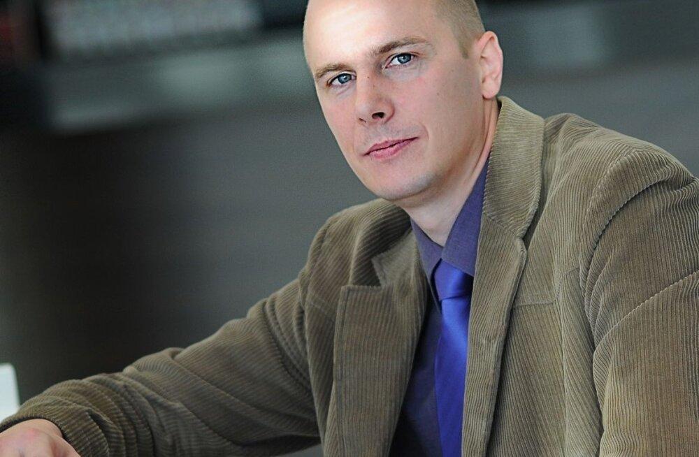 Martin Huberg.