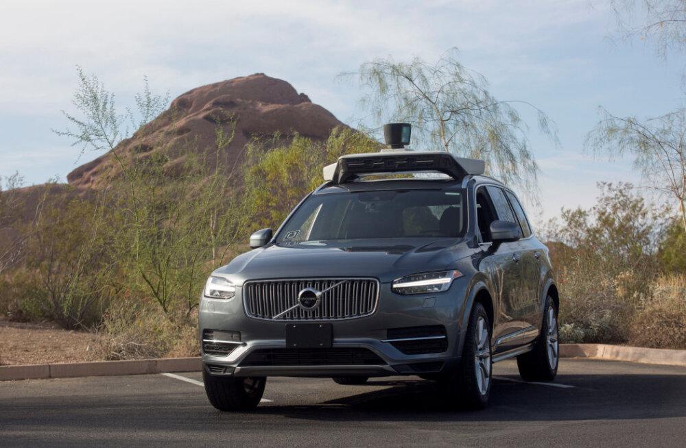 Neli kuud pärast fataalset õnnetust tulevad Uberi isejuhtivad autod taas tänavaile – aga olulise muudatusega