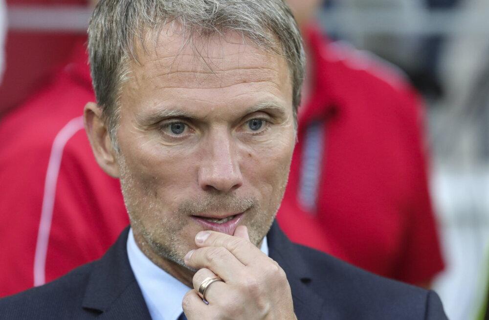 DELFI SAKSAMAAL | Martin Reim: mis iganes on Eesti jalgpallile parem, olen seda nõus tegema