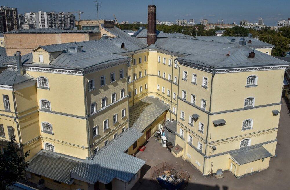 Moskva kohus pikendas riigireetmises süüdistatava petserlase Sergei Lõhmuse vahi all hoidmise tähtaega
