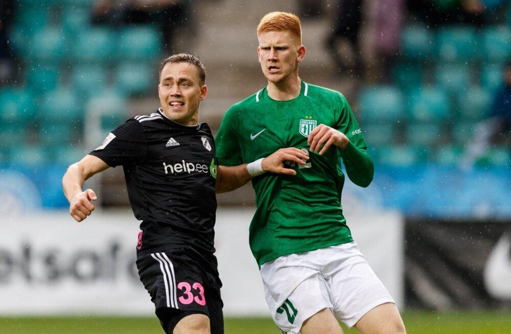 FC Flora -  FC Nõmme Kalju