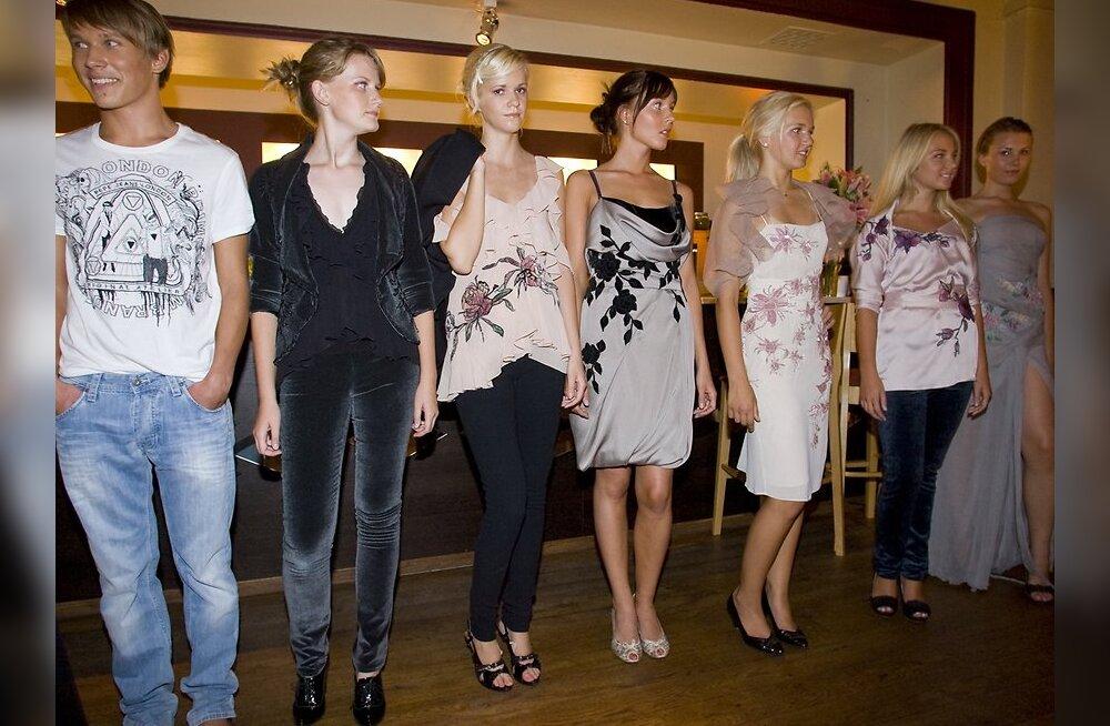 FOTOD: Koolitatud modellid said tunnustatud ja auhinnatud
