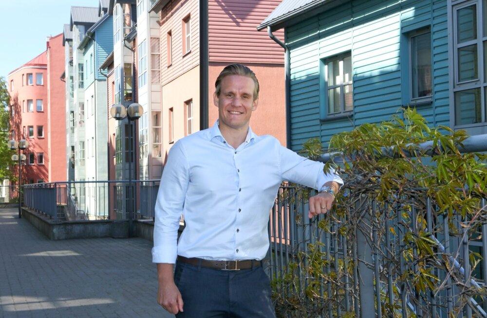 Kalle Salmi soovib muuta harjunud tava, kuidas me kinnisvara ostame ja müüme.