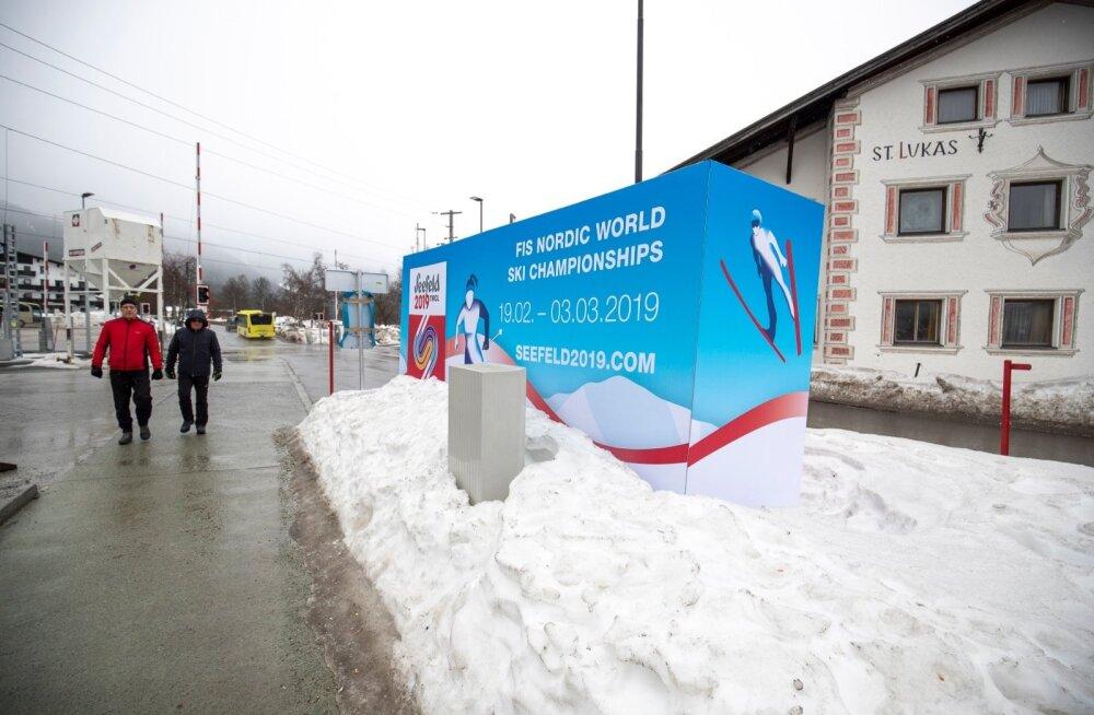 Olümpiastrasse 495 Seefeld, maja kus elasid Andreas Veerpalu ja Karel Tammjärv
