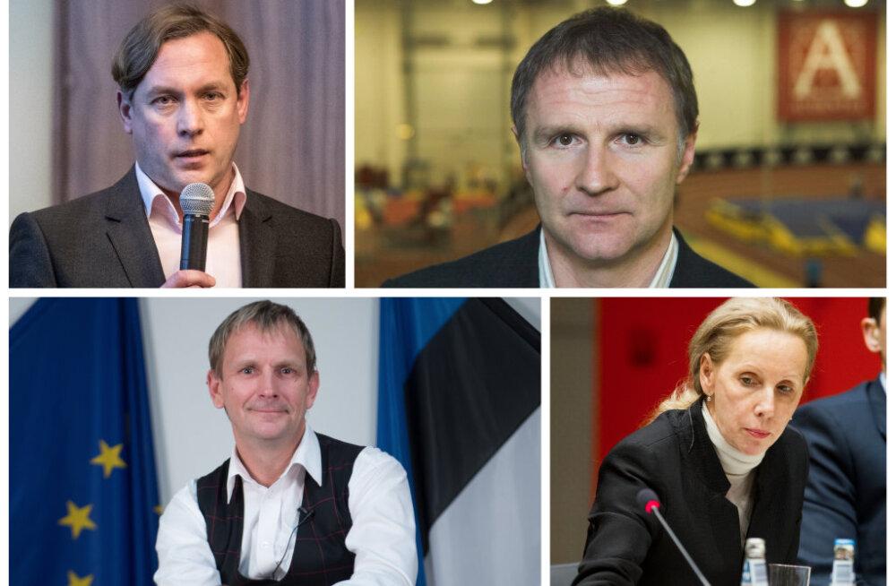 Investeerimispankur, odaviskaja, punkar ja ärinaine — nemad kõik on Tallinnas valimisringkondade esinumbrid