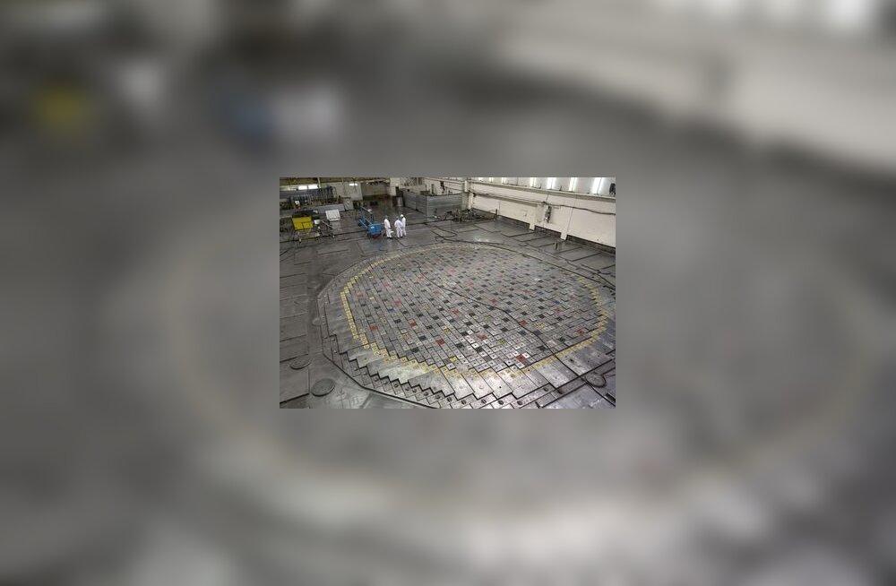 aatom, elekterijaam, tuum, reaktor
