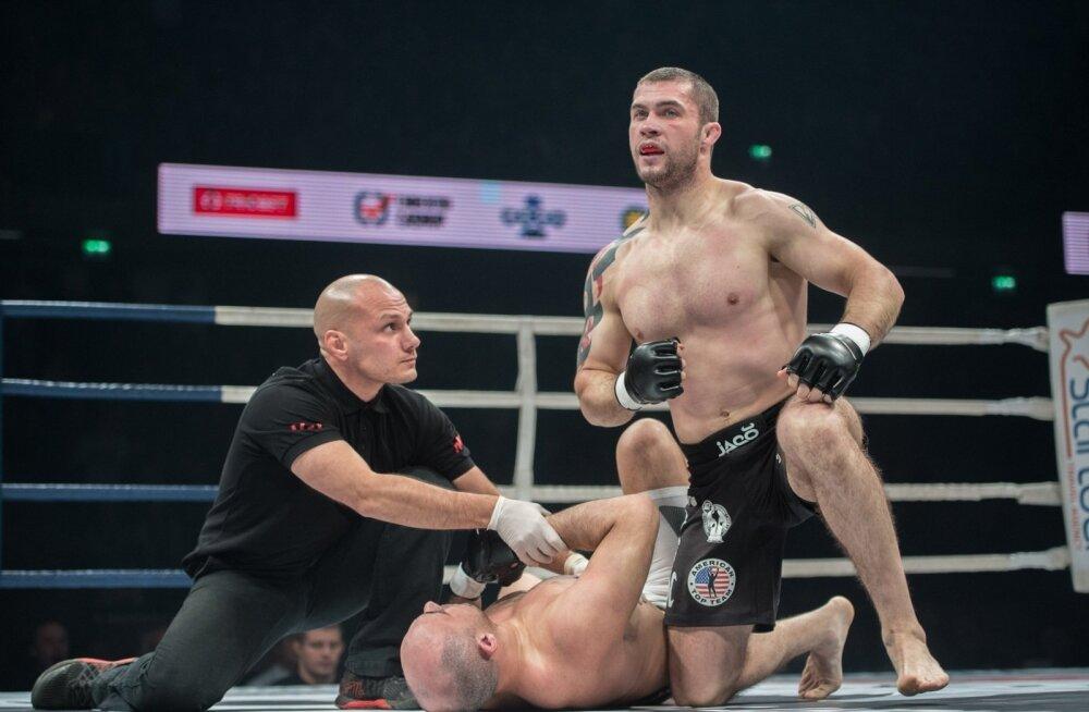 Nr 1 Fight Show MMA võitlusõhtu, Alik Tseiko