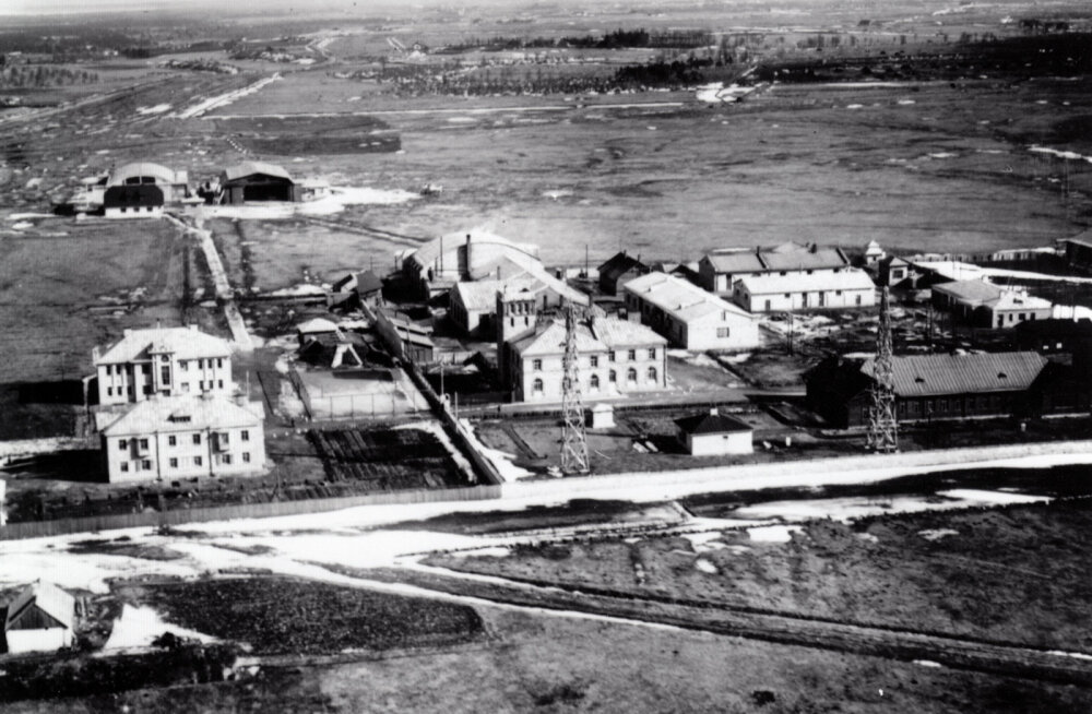 Oli aeg, kui Eesti lennuvägi paiknes Lasnamäel