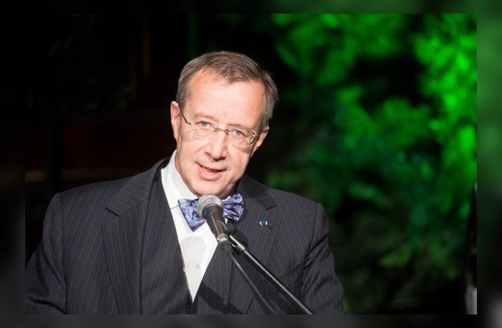 """President Ilves Delfile: küsimus """"Kas Narva on järgmine?"""" on kirjaoskamatute ajakirjanike probleem"""