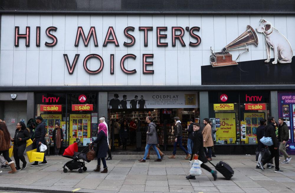 Briti legendaarne muusikakaupmees on tõsistes raskustes