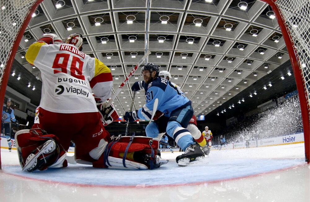 KHL TALLINNAS | Peagi Eestis mängiv Helsingi Jokerit teenis juba neljanda järjestikuse võidu