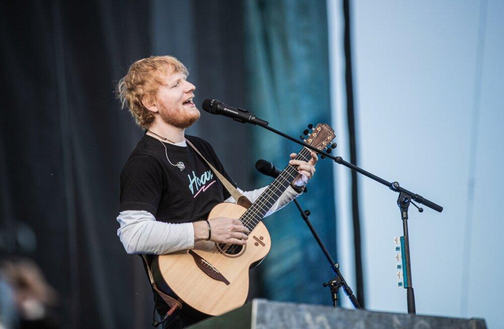 Ed Sheeran - Riia 12.07.19