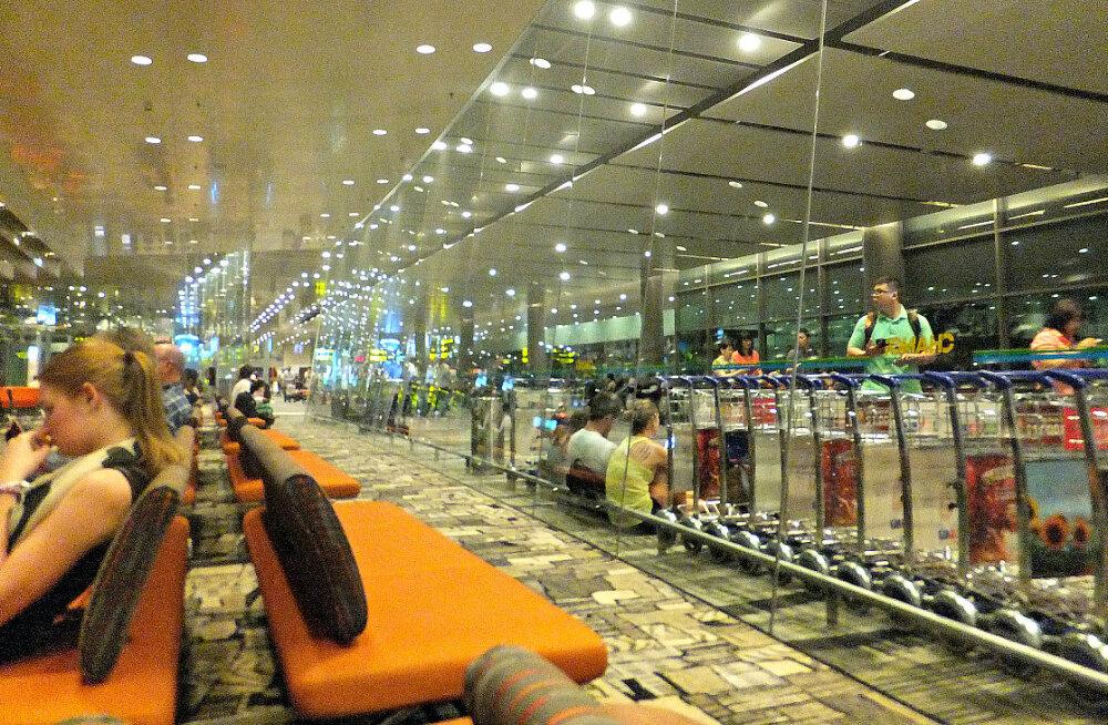50-летняя туристка прожила в аэропорту Сингапура восемь лет