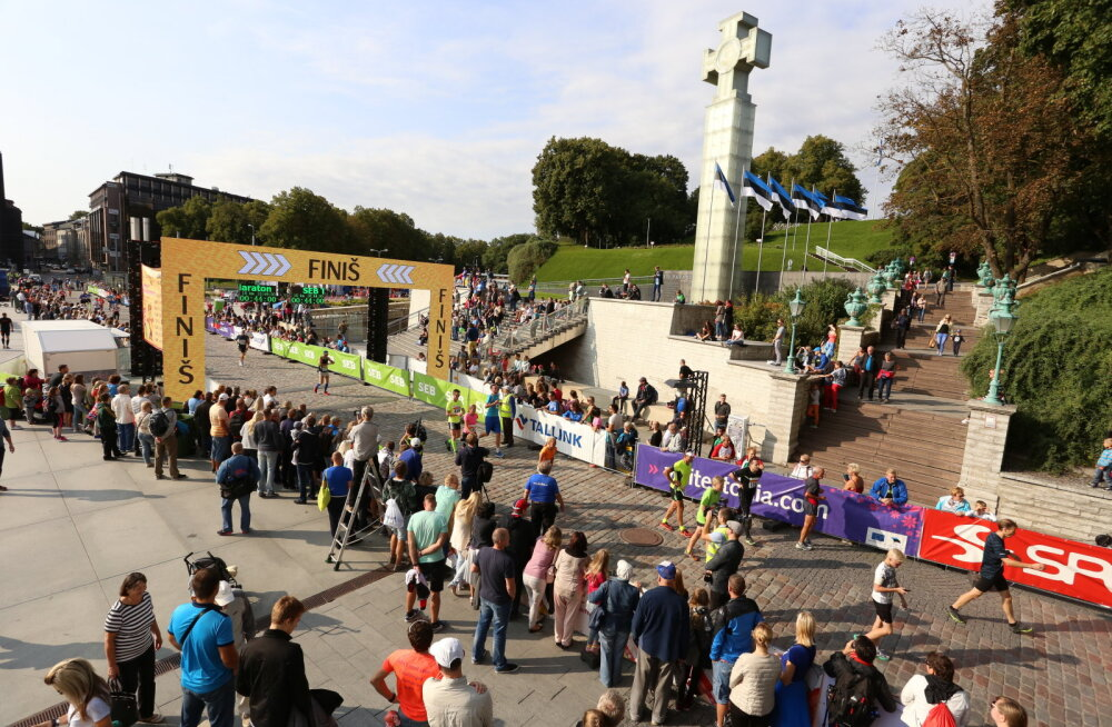 SEB Tallinna Maratonil tulevad starti nii tippjooksjad kui tuhanded liikumisharrastajad
