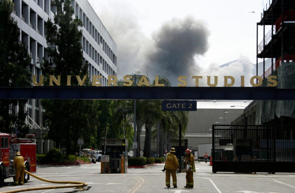 Universal Music püüab kinni mätsida tulekahjut, milles hävisid sadade artistide seas Elton Johni ja Louis Armstrongi orginaalsalvestused