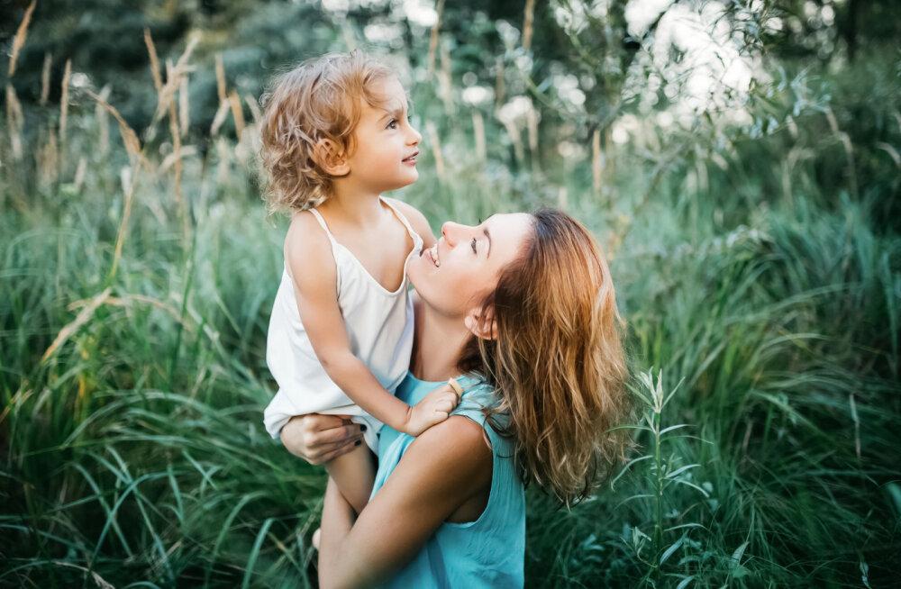 Iga ema on täiuslik ja parim!