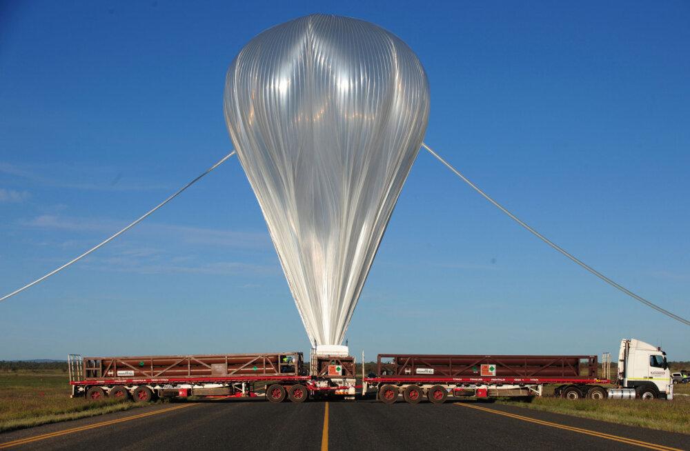 Harvardi teadlased hakkavad tegelema geoinseneeriaga, eesmärgiks Maad aerosoolide abil jahutada