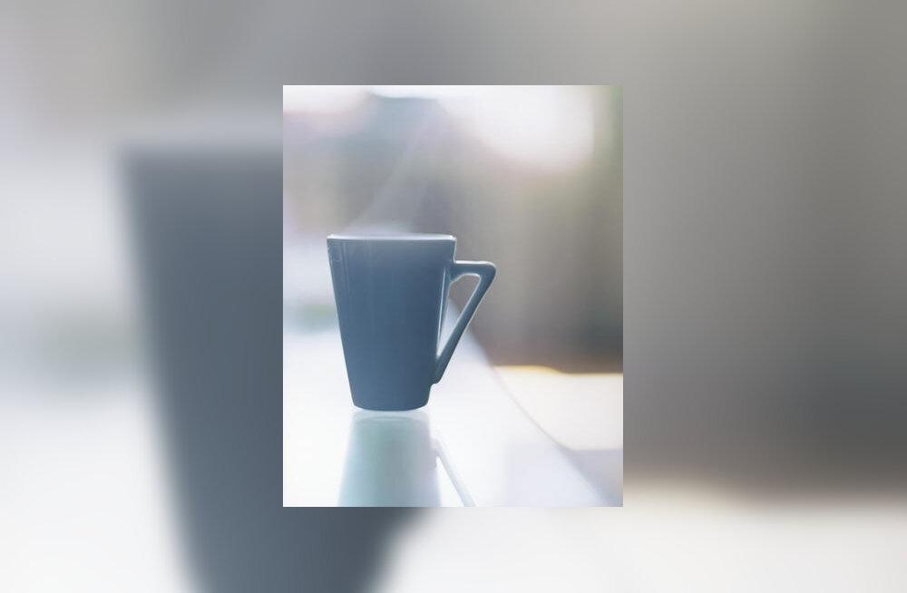 Tass kohvi varahommikul
