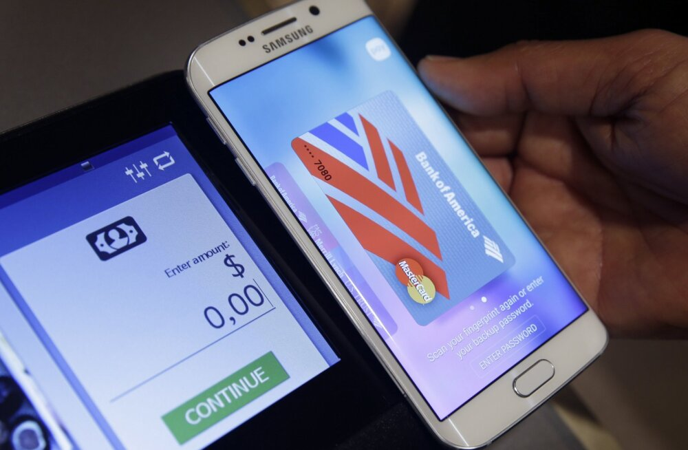 Mobiilimaksete maailm kasvab jõudsalt... loe, kas Apple hetkel juhib