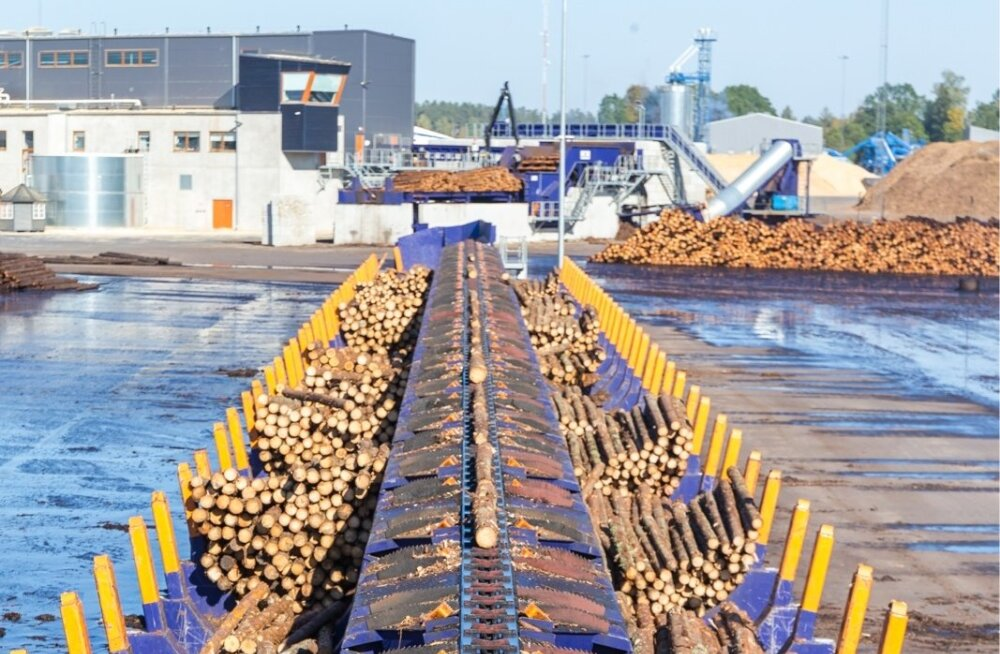 Praagiks läheb puidumüüjate hinnangul vähem materjali kui puidu ülekülluse ajal.