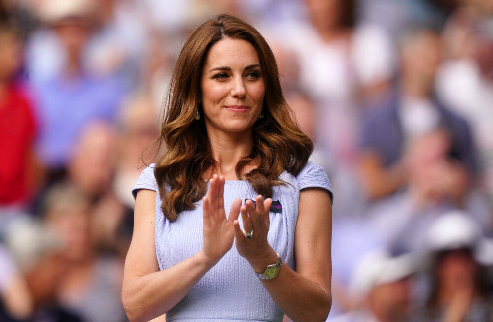 Kate Middleton kasutab neid 5 nippi, et igal fotol alati hea välja näha
